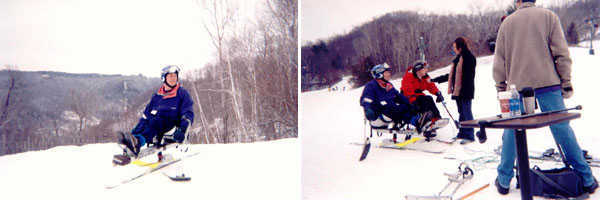 Adaptive Skiing Adaptive Ski Equipment Mount La Crosse