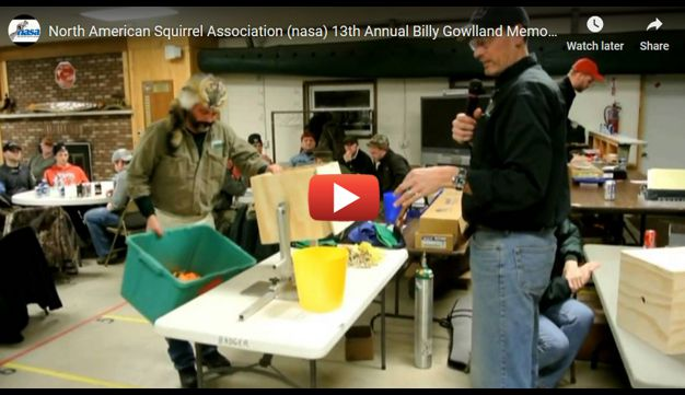 Billy Gowlland Memorial Squirrel Derby Video
